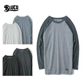 BLUCO ブルコ OL-013-019 2パックサーマルシャツ ラグラン 2PAC THERMAL SHIRTS -raglan 4/5-