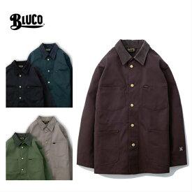 BLUCO ブルコ ジャケット OL-151-019 カバーオール COVER ALL