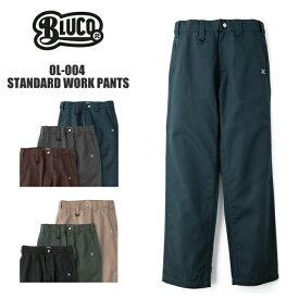 BLUCO 【ブルコ】 スタンダード ワークパンツ OL-004 STANDERD WORK PANTS