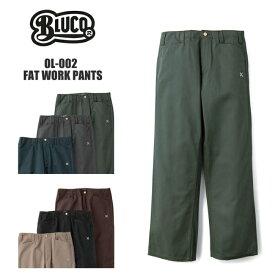 BLUCO【ブルコ】ワークパンツ OL-002 FAT WORK PANTS