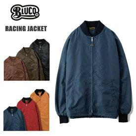 BLUCO【ブルコ】 OL-043-017 RACING JACKET レーシングジャケット