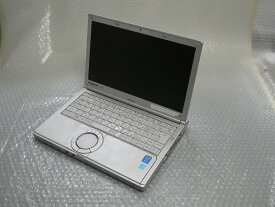 Panasonic Letsnote CF-SX3JDHCS (Corei5/無線LAN/B5モバイル)中古ノートパソコン 【JUNKノート】