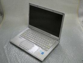 Panasonic Letsnote CF-LX3EDHCS (Corei5/無線LAN/A4サイズ)中古ノートパソコン 【JUNKノート】