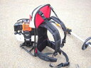 草刈機 背負いタイプ 超最強52.0cc  草刈り機  作業快適 ラクラク 新スペック 新品