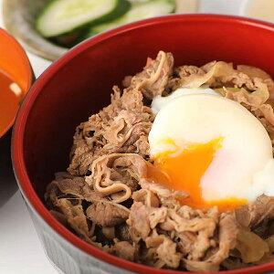 無添加 牛丼の具 10食セット / 冷凍 牛丼 レトルト 10食 保存食 冷凍食品 冷凍発送 送料無料