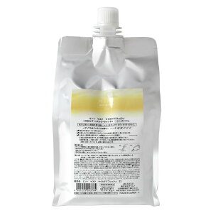 アリミノ ミント マスク マイルドリフレッシュ 1000g (詰替) レモン&ガーデニアの香り