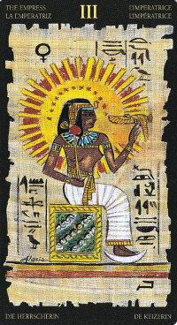 エジプシャン・タロット/EgyptianTarot