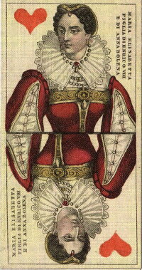メアリ女王のタロット/TaroccodiMariaStuarda