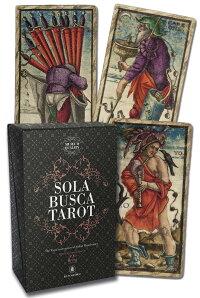 SolaBuscaTarot:MuseumQualityKit/ソーラ・ブースカ・タロット・ミュージアム・エディション