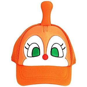 ドキンちゃん 帽子 日よけ 53cm なりきりキャップ 夏 バンダイ アンパンマン キャップ おもちゃ キャラクター キッズ おしゃれ 3歳 4歳 5歳 6歳 52