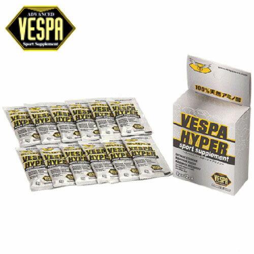 VESPA HYPER ベスパ ハイパー スポーツサプリメント 9g×12本セット【dl】STEPSPORTS