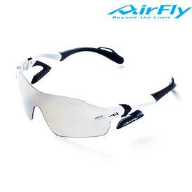 マウスシールドプレゼント☆【エアフライ】AirFly AF-301 C-2(スポーティシェイプ)メンズ レディース スポーツ サングラス cat-apa-komono