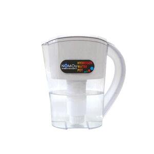 浄水機能搭載 水素水生成ポット NOMOU(ノ・モ・ウ) 水素水 水素水生成器 水素水サーバー
