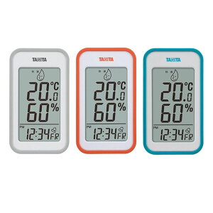 TANITA タニタ デジタル温湿度計 TT-559 卓上 湿度計 温度計