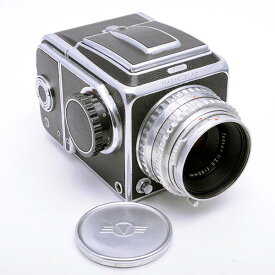 Hasselblad ハッセルブラッド 1000F + Tessar 80mm F2.8 T【中古】AB