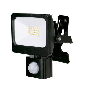 クリップLEDセンサーライト 屋外用 M9W-SLED