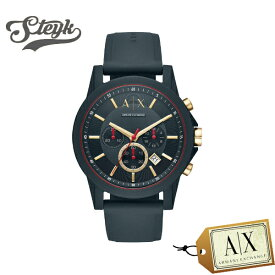 Armani Exchange アルマーニエクスチェンジ 腕時計 OUTER BANKS CHRONOGRAPH アウター バンクス クロノグラフ アナログ AX1335 メンズ