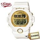CASIO BG-6901-7 カシオ 腕時計 デジタル Baby-G ベビージー レディース ホワイト ゴールド カジュアル