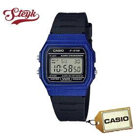 CASIO カシオ 腕時計 F-91WM-2A デジタル ユニセックス 【メール便対応可】 【メール便対応可】