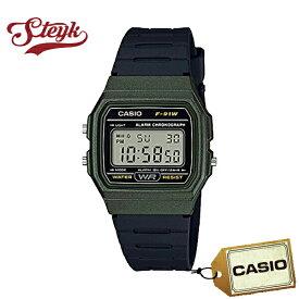 CASIO カシオ 腕時計 チープカシオチープカシオF-91WM-3A デジタル ユニセックス 【メール便対応可】