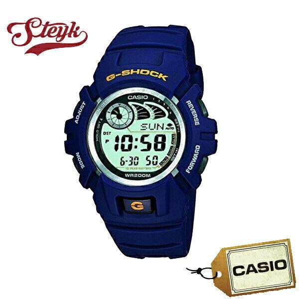 CASIO カシオ 腕時計 G-SHOCK ジーショック デジタル G-2900F-2 メンズ【送料無料】