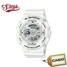 【25日23:59まで!店内ポイント最大37倍】CASIO カシオ 腕時計 G-SHOCK ジーショック アナデジ GA-110MW-7A メンズ