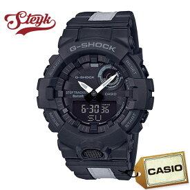 【20日23:59まで!店内ポイント最大37倍】CASIO GBA-800LU-1A カシオ 腕時計 アナデジ G-SQUAD ジー・スクワッド Bluetooth対応 メンズ ブラック カジュアル