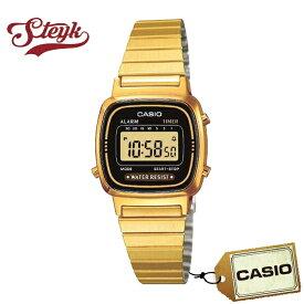 CASIO カシオ 腕時計 デジタル LA-670WGA-1