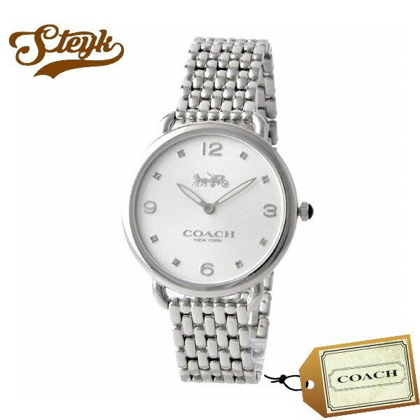 【あす楽対応】 COACH コーチ 腕時計 アナログ 14502785 DELANCEY SLIM デランシースリム レディース 【送料無料】