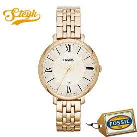 FOSSIL ES3434 フォッシル 腕時計 アナログ Jacqueline ジャクリーン レディース ゴールド ビジネス