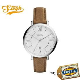 FOSSIL フォッシル 腕時計 JACQULINE ジャクリーン アナログ ES3708 レディース