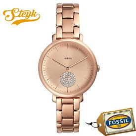 FOSSIL ES4438 フォッシル 腕時計 アナログ Jacqueline ジャクリーン レディース ローズゴールド カジュアル