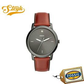 FOSSIL フォッシル 腕時計 THE MINIMALIST 3H ミニマリスト アナログ FS5479 メンズ