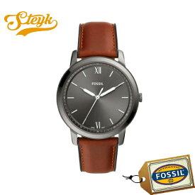 FOSSIL フォッシル 腕時計 THE MINIMALIST 3H ミニマリスト アナログ FS5513 メンズ