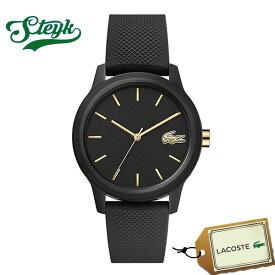 LACOSTE 2001064 ラコステ 腕時計 アナログ レディース ブラック カジュアル