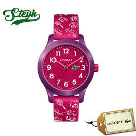 【あす楽対応】LACOSTE ラコステ 腕時計 L.12.12 アナログ 2030012 キッズ