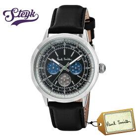 Paul Smith P10001 ポールスミス 腕時計 アナログ プレシジョン PRECISION メンズ ブラック カジュアル