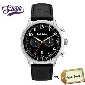 Paul Smith P10011 ポールスミス 腕時計 アナログ プレシジョン PRECISION メンズ ブラック カジュアル