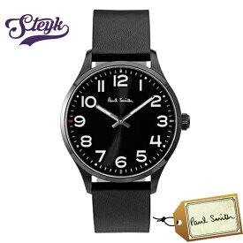 Paul Smith P10062 ポールスミス 腕時計 アナログ メンズ ブラック カジュアル