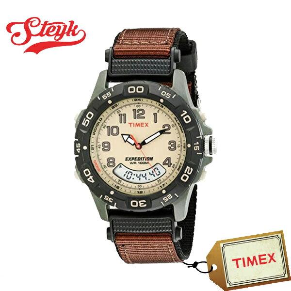 【エントリーでポイント5倍 1/24 20:00〜1/28 1:59】【あす楽対応】TIMEX タイメックス 腕時計 EXPEDITION COMBO エクスペディション コンボ アナログ T45181 メンズ