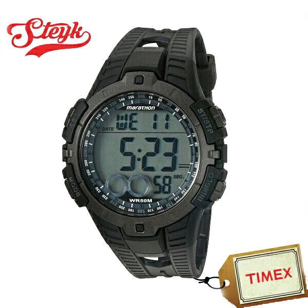 【エントリーでポイント5倍 1/24 20:00〜1/28 1:59】【あす楽対応】TIMEX タイメックス 腕時計 MARATHON マラソン デジタル T5K802 メンズ