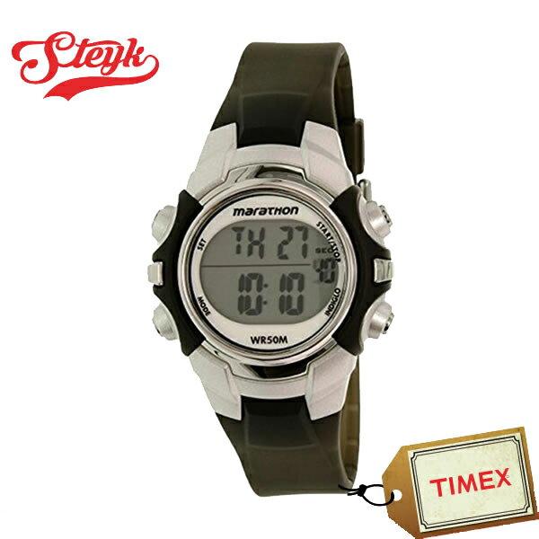 【あす楽対応】TIMEX タイメックス 腕時計 MARATHON マラソン デジタル T5K805 レディース