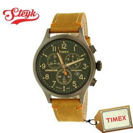 【あす楽対応】TIMEX タイメックス 腕時計 EXPEDITION SCOUT CHRONO エクスペディション スカウト クロノ アナログ TW4B04400 メンズ【送料無料】