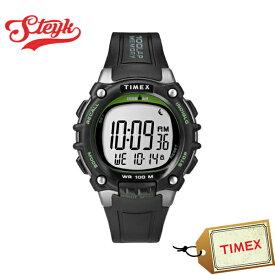 【セール中限定クーポン配布中!】TIMEX タイメックス 腕時計 IRONMAN SLEEK 100-LAP FULLSIZE アイアンマン スリーク 100ラップ デジタル TW5M03400 メンズ