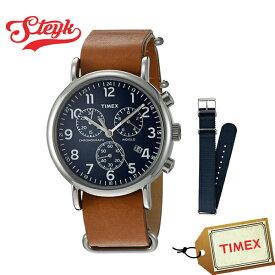 【あす楽対応】TIMEX タイメックス 腕時計 WEEKENDER CHRONO ウィークエンダークロノ アナログ TWG012800 メンズ【送料無料】