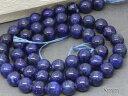 天然石ビーズ ラピスラズリA 連売 丸玉8mm1本 約39cm/☆天然石☆パワーストーン/連売り