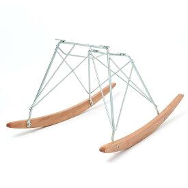 ロッカーベース Rocker Base Birch/Zinc Replica for Eames Shell Chair