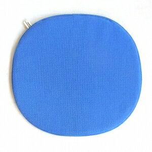 【Mid-Century MODERN】 オリジナルシートパッド NC-025コバルトブルー 【イームズ シェルチェア セブンチェア アントチェア等にオススメ】