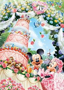266ピース ジグソーパズル ディズニー スイートウェディングドリーム ぎゅっとシリーズ【ステンドアート】(18.2x25.7cm)