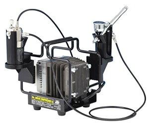 GSIクレオス Mr.リニアコンプレッサー L5/エアブラシセット ホビー用塗装用具 PS321